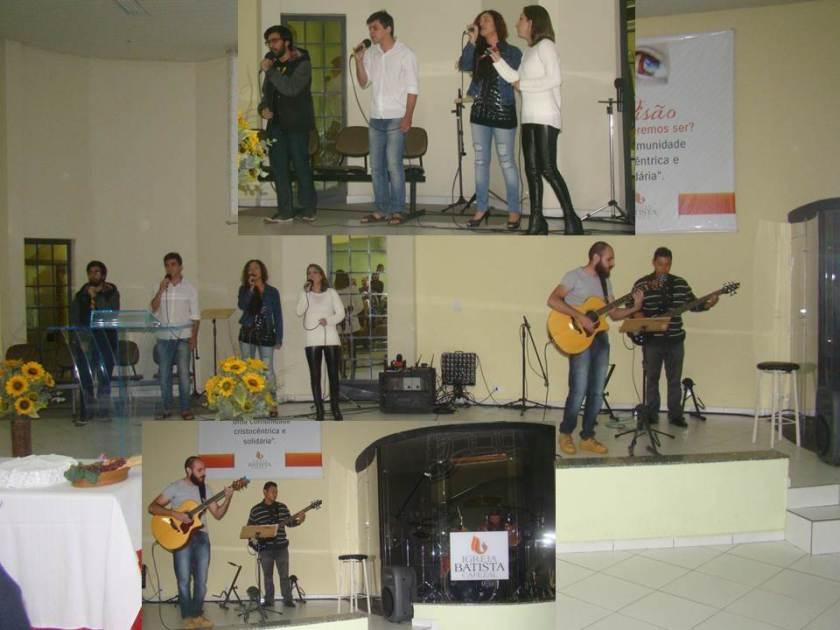 Grupo de Músicos da IBC 5